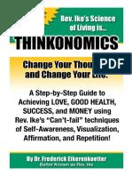 Thinkonomics E-book