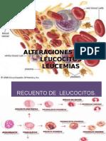 Laboratorio Clínico - Alteración de Los Leucocitos