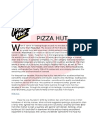 pestel analysis of pizzahut Pest analysis describes a framework of macro-environmental factors used in the  environmental scanning component of strategic management it is part of an.
