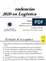 Megatendencia Logistica