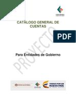 PROYECTO DE CATALOGO DE CUENTAS 2015.01 ENTIDADES DE GOBIERNO.pdf