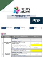 Indicadores de Competitividad y Sustentabilidad Turistica del Municipio de Santiago, Nuevo León.