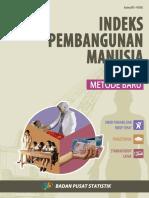 Indeks Pembangunan Manusia 2014 Rev