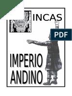 Cultura Inca Primera Parte Leyendas