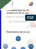 Patologia laringea