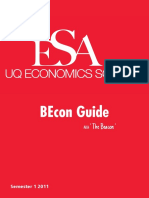 BEcon Guide 2011