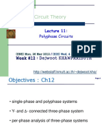 L11 Polyphase Circuits Ch12