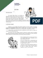 Módulo IV.1 La Redacción, Concepto