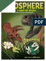 A unit study on dinosaurs
