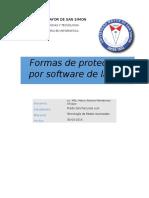 Seguridad Mediante Software en Redes