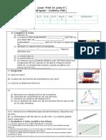 Examen Segundo Febrero 2016