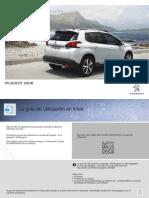 Peugeot 2008 CrossOver Guia de Utilización (2014)_01_2014_ES