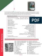 Ficha Tecnica A45M (electronica puertas batientes de garajes)