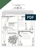 erc - giving tree - giving back comic