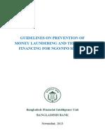 NGO Guidelines