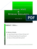 SpringMVCandSecurity