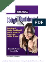 Codigo Confidencial - El Código Que Cambiará Tu Vida