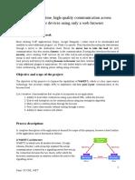 Synopsis WebRTC - Google Docs