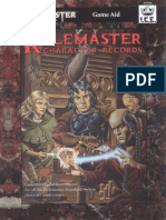 ICE 5504 - Rolemaster - Rolemaster Character Records.pdf