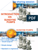 Sundyne Pumps