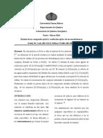 Isómeros ópticos Edilmar y Keisly