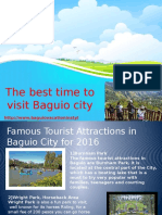 Summer Vacation- Baguio City is the Best Destination
