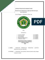 Laporan Praktikum Farmasi Fisik Viskositas Kel.2