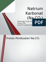 Natrium Karbonat (Na2CO3)