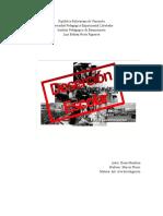 Trabajo Monografico Sobre la desercion escolar en Venezuela