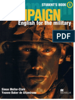 Campaign English For The Military Pdf