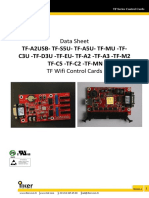 TF-Cards Datasheet