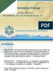 Bpo Transformational Strategy