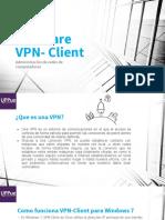 Software Cisco VPN Client