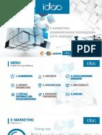 Ideo Sp. z o. o. - E-marketing