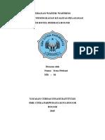 laporan irmafitri