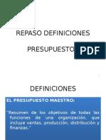 REPASO DEFINICIONES