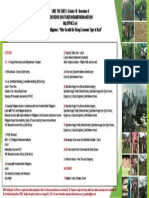 ONE PAGE PROGRAM for FPACC October 2016 Trade-Humanitarian Mission