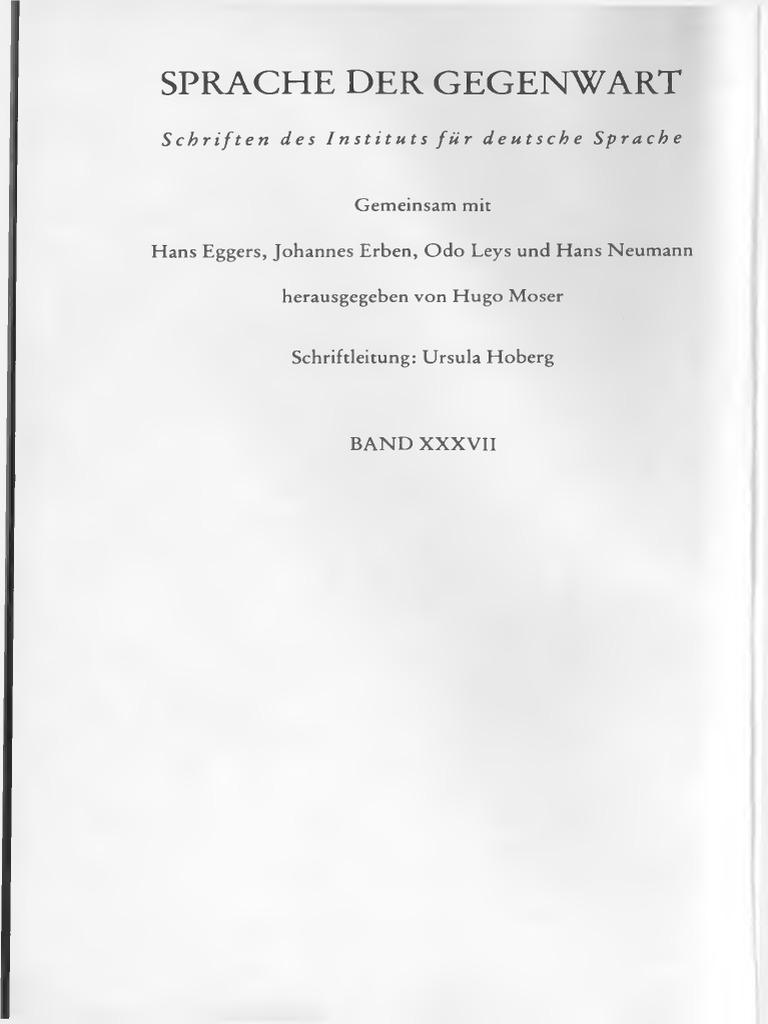 Kloss Die Entwicklung Neuer Germanischer Kultursprachen Seit 1800 1978