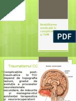 Reabilitarea Med. În Complicațiile TCC Și TVM