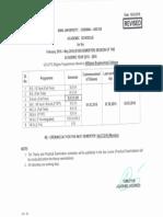 2.University Calendar Ug & Pg - Even Sem (Revised)