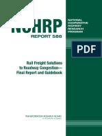 Rail Freight Indicators