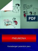 9. Pneumonia