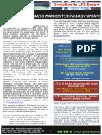 GSA Evolution to LTE Report 310314