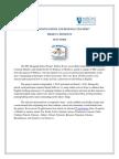 Narrative report, EFL Blogging School Edition II (2015-2016)