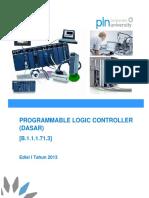 PLC Buku 1 [ Programmable Logic Controller ]