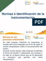 4- Normas e Identificación de La Instrumentación