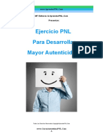 Ejercicio PNL Para Desarrollar Mayor Autenticidad - CursoAutoestimaPNL.Com