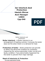 Boiler Interlock and Protection
