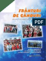"""Revista """" FRÂNTURI DE GÂNDURI """"Nr. 7 , Decembrie 2015, Ianuarie , Februarie 2016"""