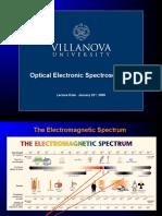 Spectroscopy 1